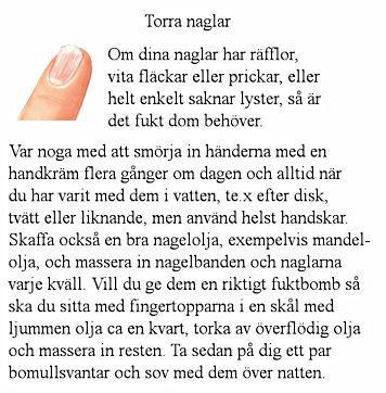 nagelvård tips